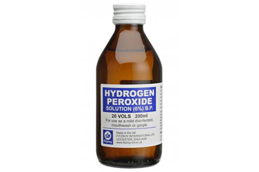 Hogyan vegyünk parazitákból peroxidot, Peroxid intravénásan: