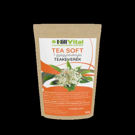 Psoderm (Pikkelysömörös, gyulladásos bőrre) tea 50g
