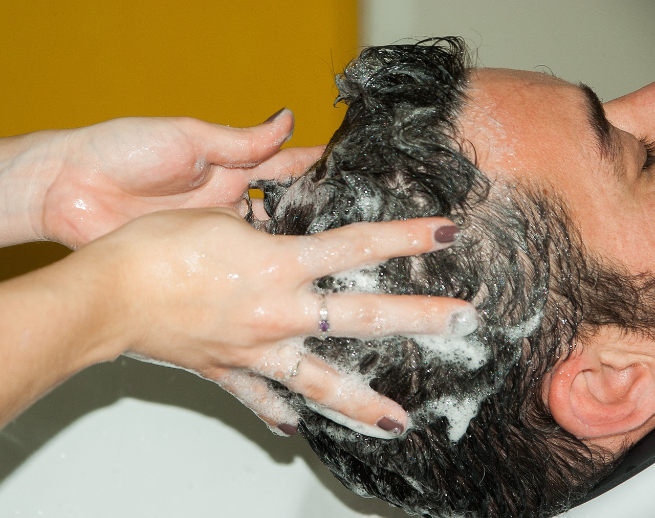 termékek a fej mosásához pikkelysömörhöz
