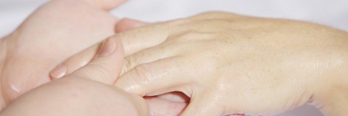 ha vörös foltok vannak a kezek kezelésén